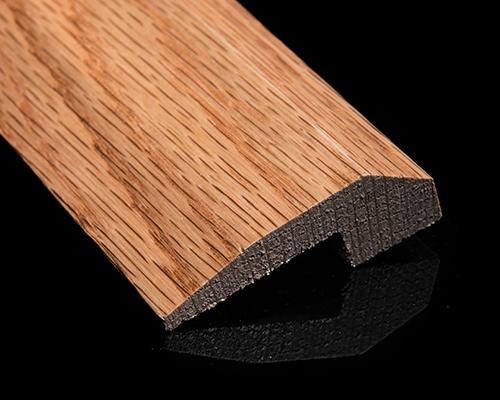 seuil plancher de bois-franc / threshold hardwood flooring