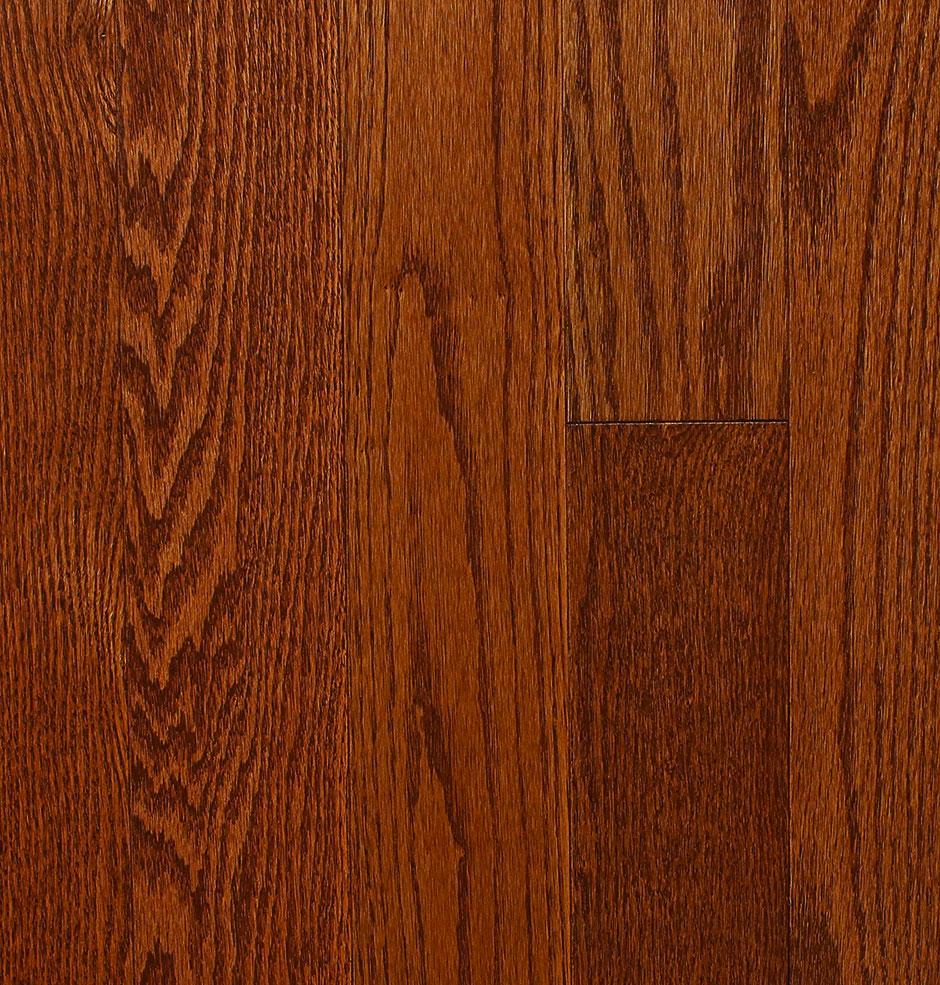Red Oak Copper Gunstock Wickham Hardwood Flooring